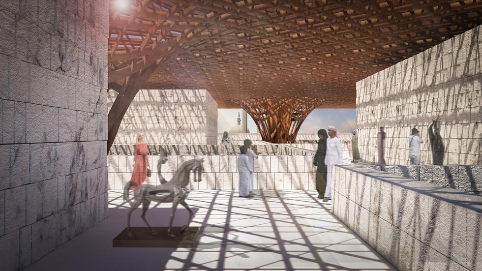 Polka współautorką zwycięskiego projektu Muzeum Arabskiej Sztuki Współczesnej w Szardży