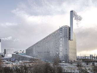Spalarnia CopenHill w Kopenhadze