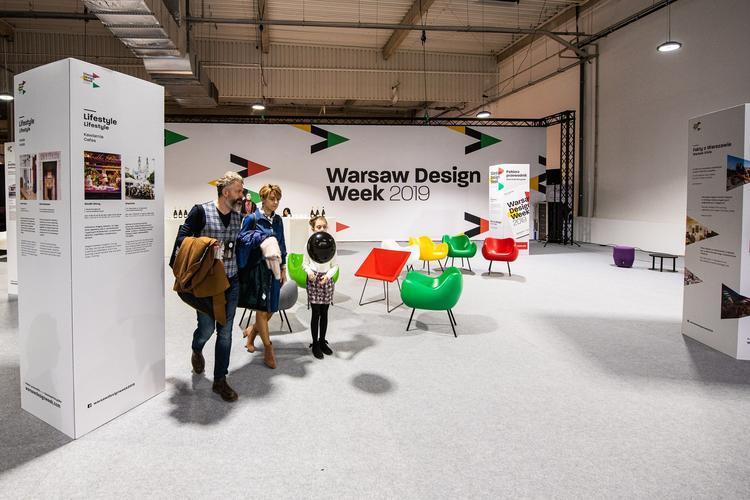 Warsaw Home 2019 (34) stoisko Warsaw Design Week na Warsaw Home (Copy)