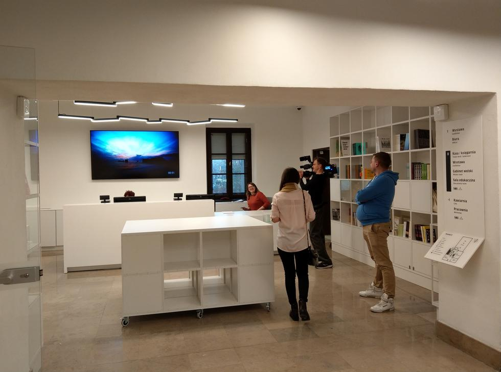 Muzeum Woli – na dzień przed otwarciem