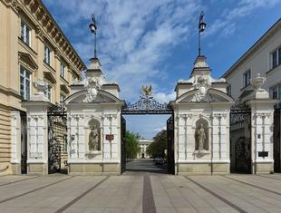 Miastotwórcza rola Uniwersytetu Warszawskiego