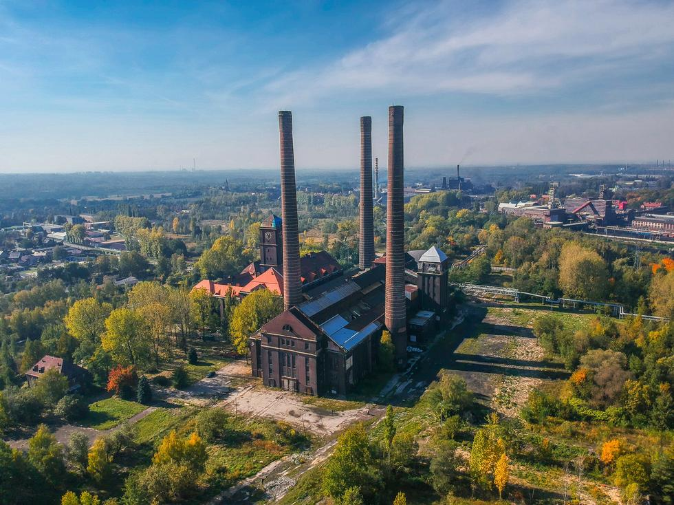 Szombierki na liście 14 najbardziej zagrożonych zabytków Europy!