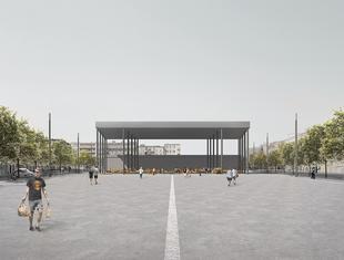 Wyniki konkursu na nowe centrum Kalisza