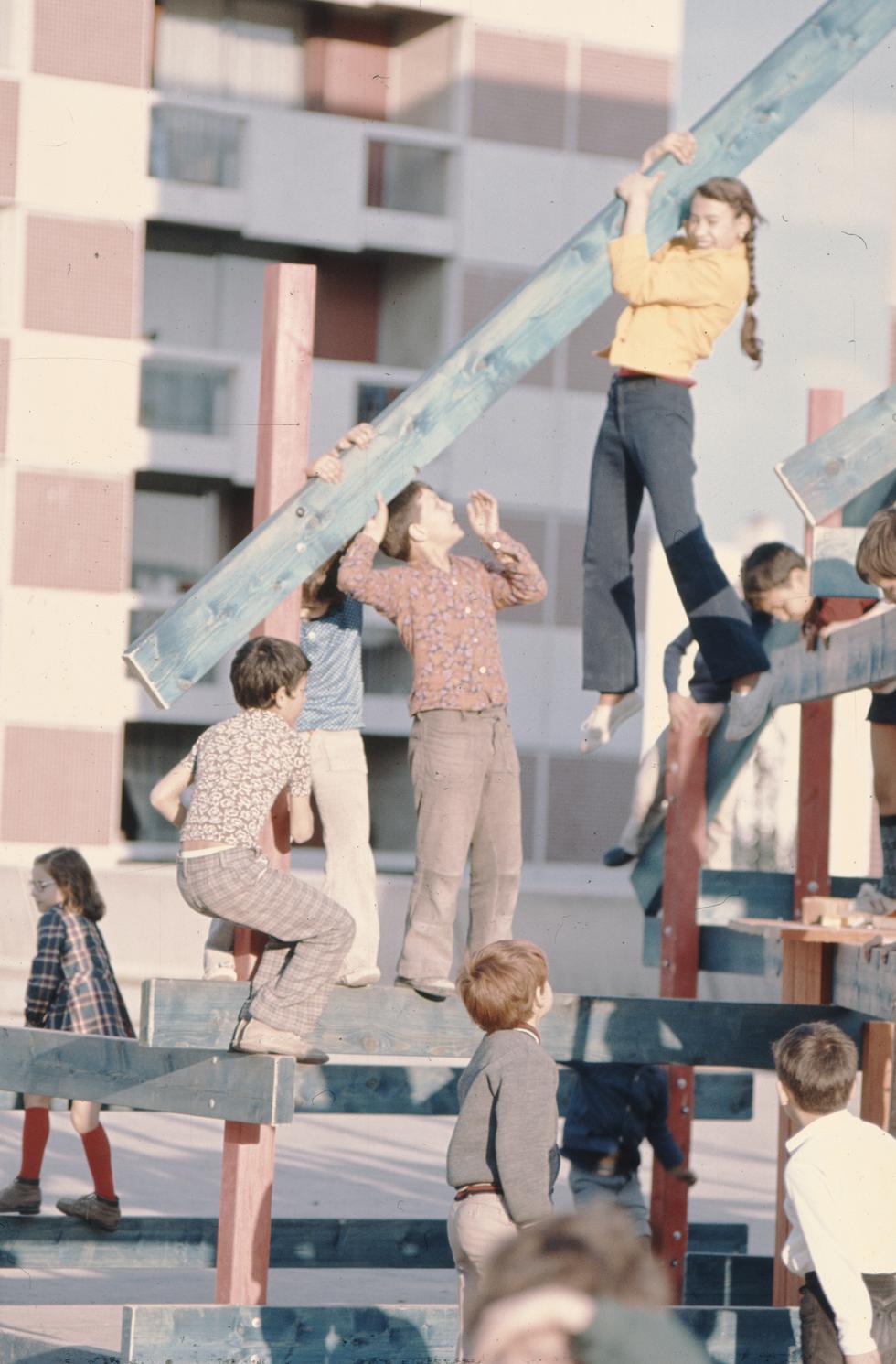 Plac zabaw - laboratorium innowacji?
