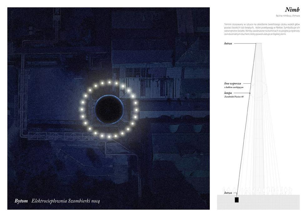 Znamy laureatów konkursu na oświetlenie Obiektu Niemożliwego