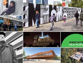 Rok 2019 w architekturze – najważniejsze wydarzenia architektoniczne 2019 roku
