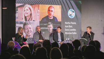 Krok w przyszłość: Thorne, Blasi, Leontiev, Bałka