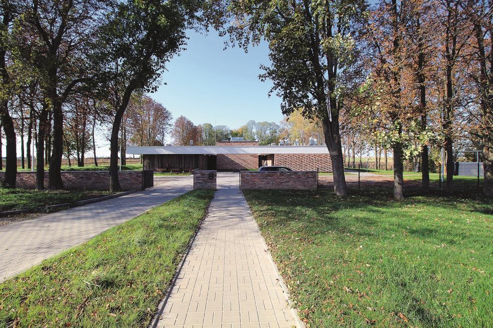 Dom dla bezdomnych w Jankowicach