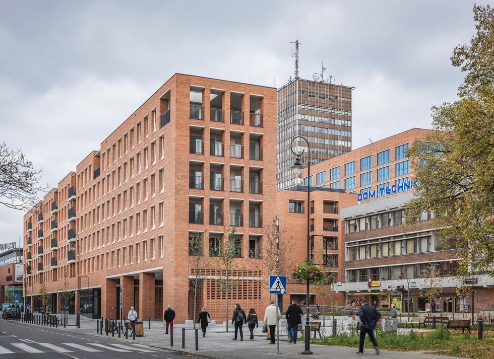 Apartamenty Rajska 8 w Gdańsku