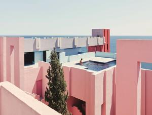 Ikony postmodernizmu: Muralla Roja projektu Ricardo Bofilla