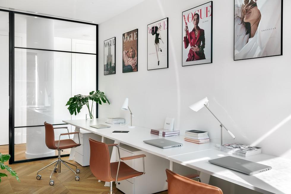Vogue Polska od środka – wnętrza redakcji magazynu Vogue