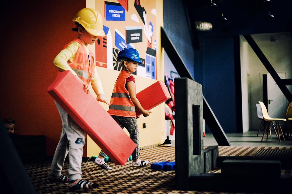 Muzeum Inżynierii Miejskiej z architektoniczną strefą dla najmłodszych