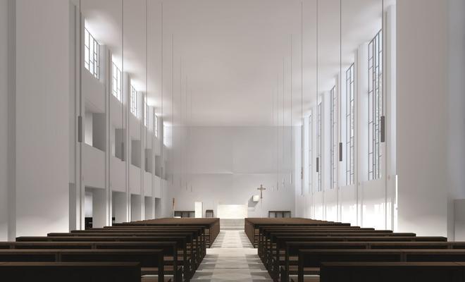 Kościół dominikanów w Katowicach: społeczny projekt modernizacji autorstwa śląskich architektów