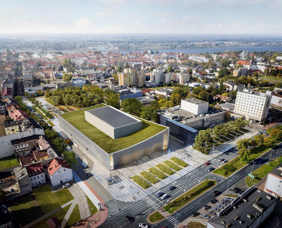 Sala koncertowa w Płocku: wyniki konkursu
