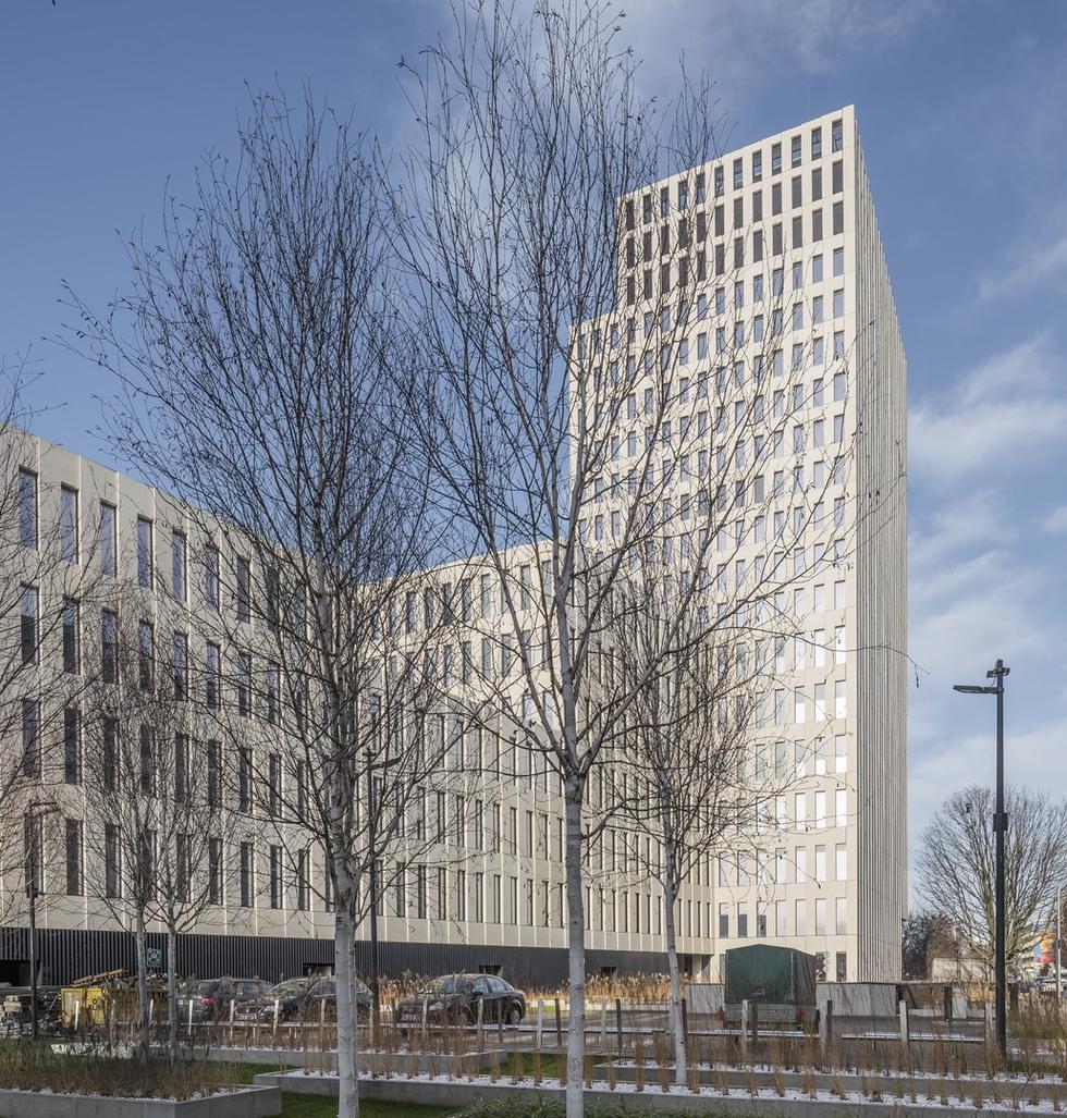 TDT: JEMS Architekci zaprojektowali nową siedzibę Transportowego Dozoru Technicznego w Warszawie