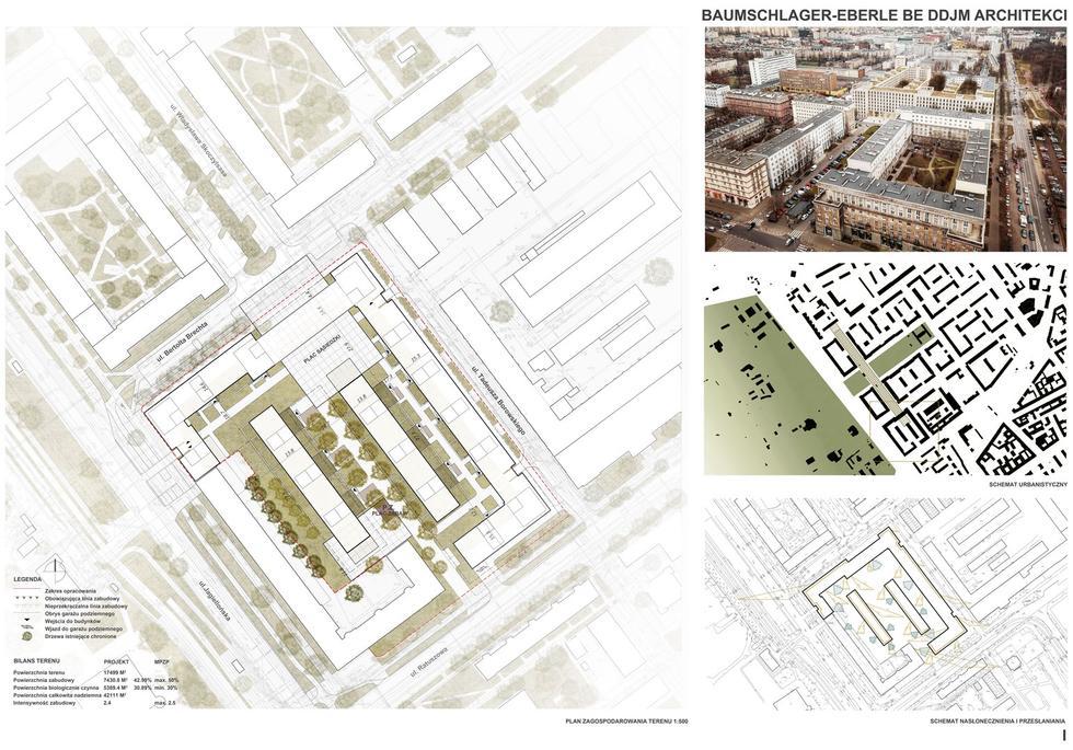 Mieszkanie plus: Ratuszowa – wyniki konkursu