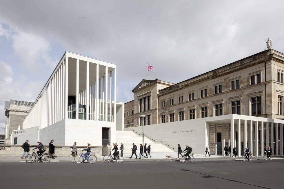Najlepsza niemiecka architektura 2020