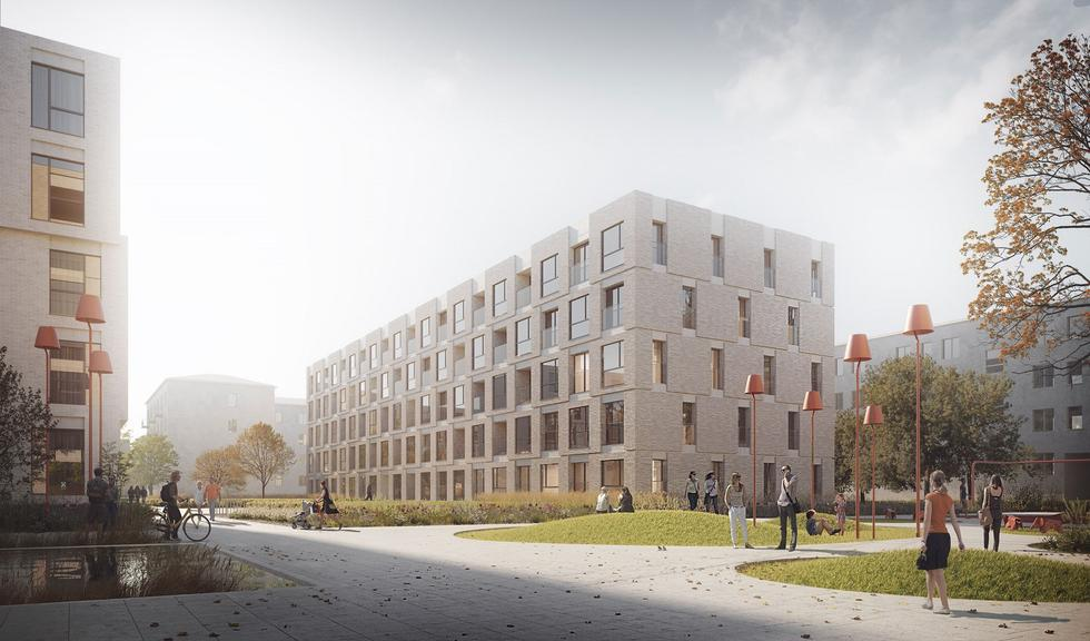 Osiedle Mieszkanie Plus według TZA Architekci