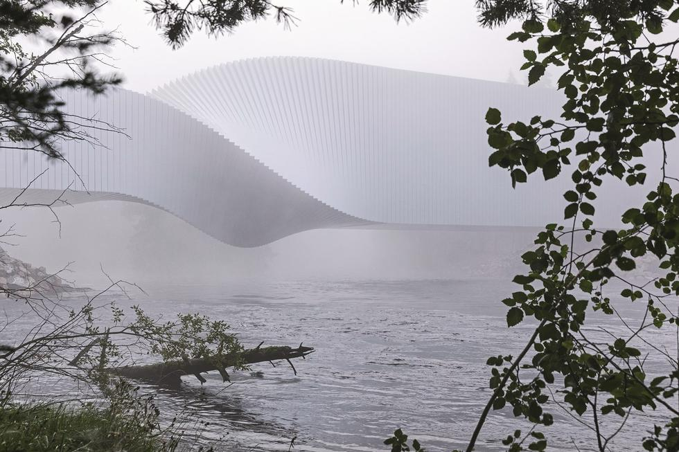 Muzeum The Twist projektu Bjarke Ingels Group