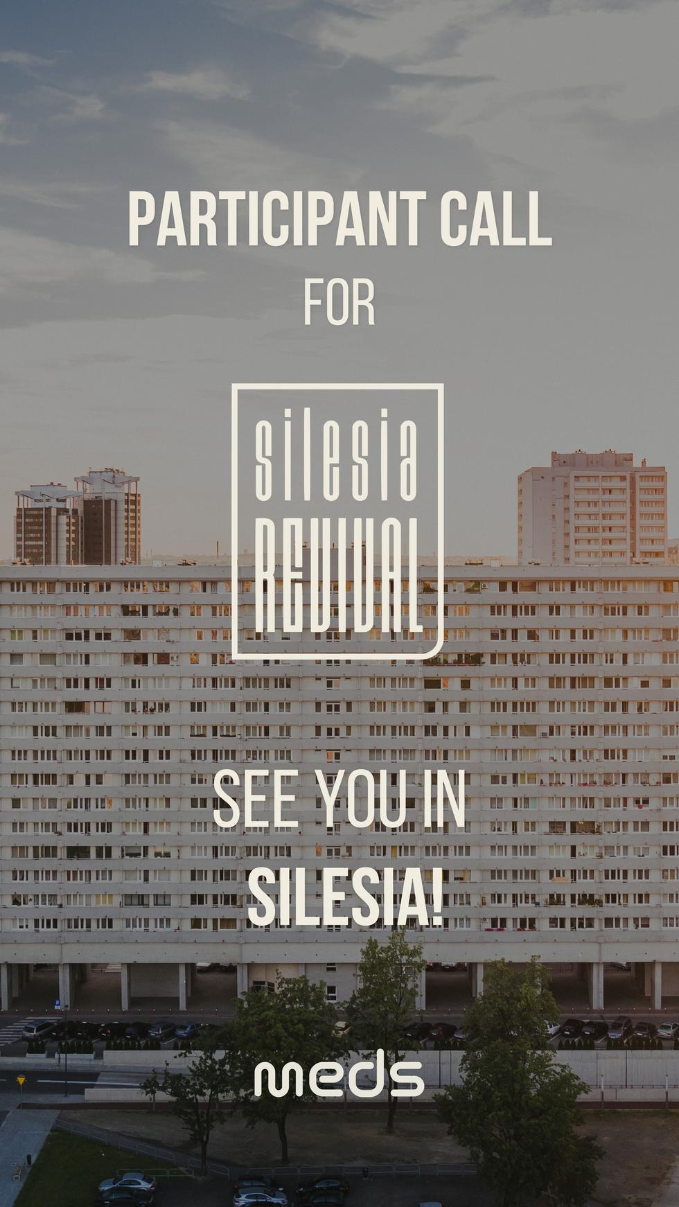 MEDS Silesia Revival 2020: rejestracja na warsztaty