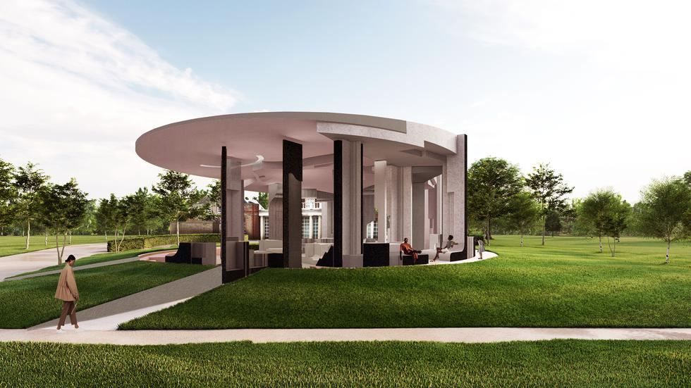 Counterspace projektuje pawilon Serpentine 2020