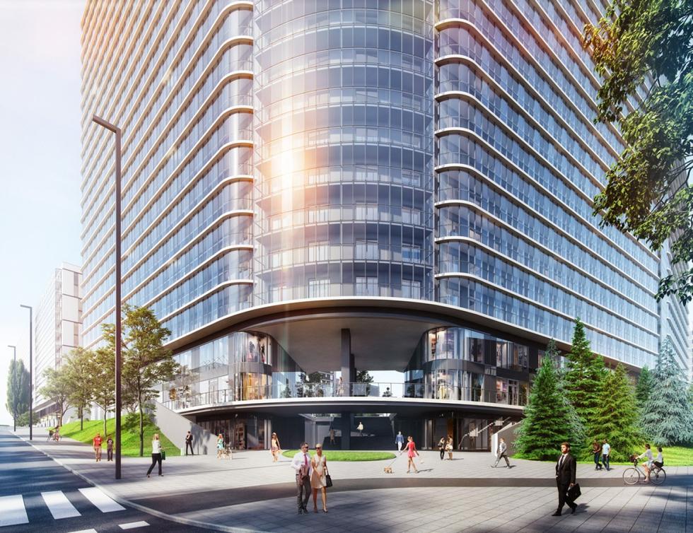 Bliska Wola Tower – nowy zespół biurowo-mieszkalny na warszawskiej Woli