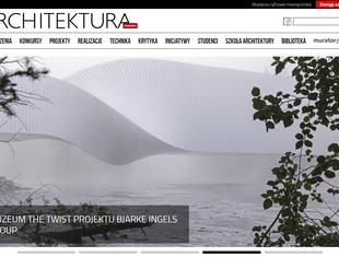 Serwis www.architektura.murator.pl od teraz bez rejestracji!