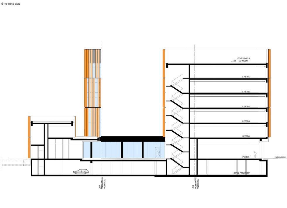 Siedziba Epol Soft na Białorusi projektu Horizone Studio