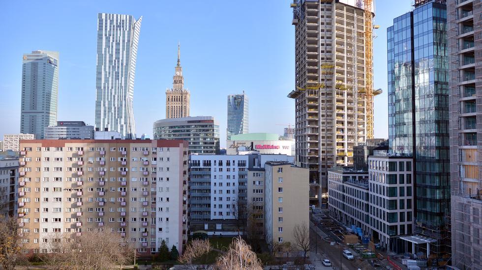 Najwyższe budynki w Polsce. Przegląd 10 polskich najwyższych wieżowców.