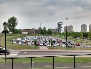 Parking w Strefie Kultury: Katowice ogłaszają konkurs na wielopoziomowy parking w Strefie Kultury