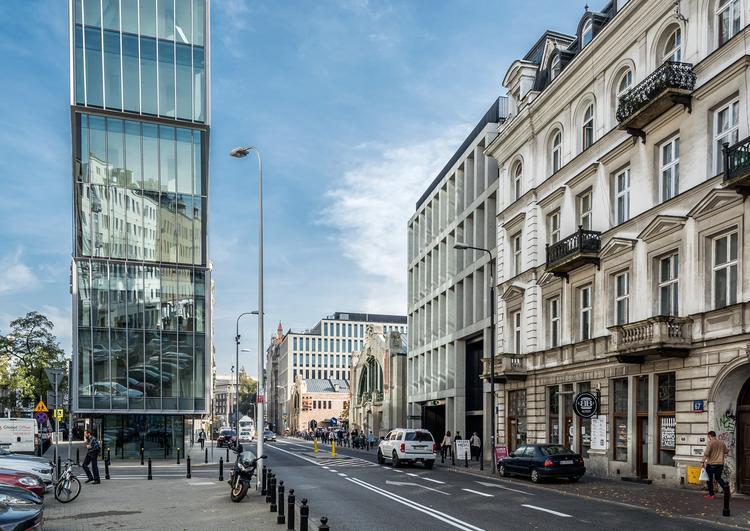 Biurowiec The Nest w Warszawie
