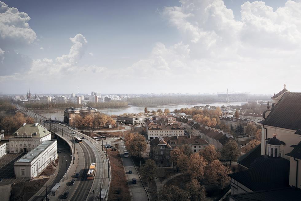 Konkurs SARP Bednarska: wyniki konkursu na projekt budyku UW przy ul. Bednarskiej