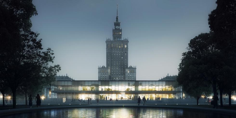 Pawilon Emilia w parku Świętokrzyskim: miasto ogłasza przetarg w formule PPP