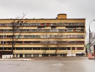 Narkomfin - modernizm w moskiewskim wydaniu