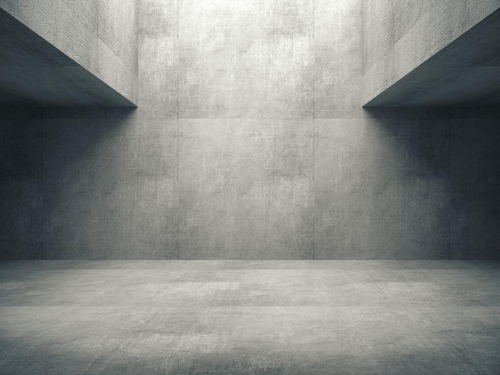 Piękno betonu – miłość do nagości