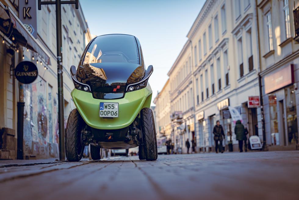 Polski pojazd elektryczny: zaprojektuj nowe nadwozie dla Triggo. Konkurs na projekt polskiego pojazdu elektrycznego