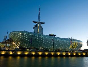 Eksperymentalne centrum Klimahaus Bremerhaven 8° Ost