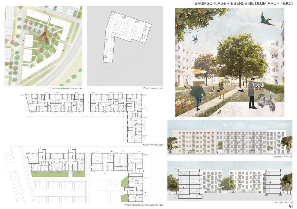 Mieszkanie Plus Wrocław: osiedle na wrocławskim Zakrzowie. Wyniki konkursu