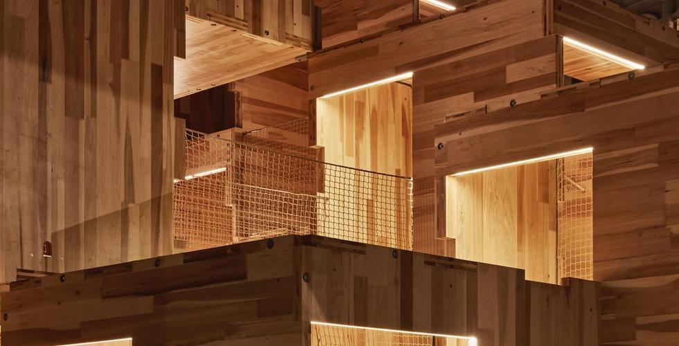 Zalety wykorzystania drewna w architekturze: webinar
