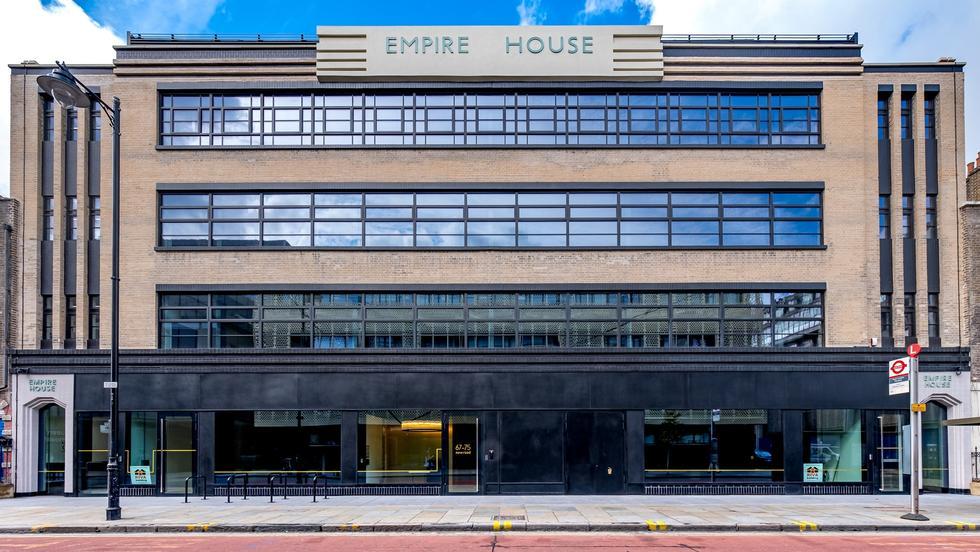 London Empire House: londyńska realizacja medusa group [NOWE ZDJĘCIA]