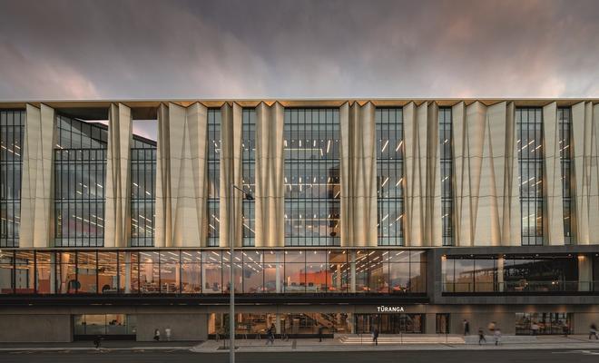Biblioteka Tūranga w Christchurch