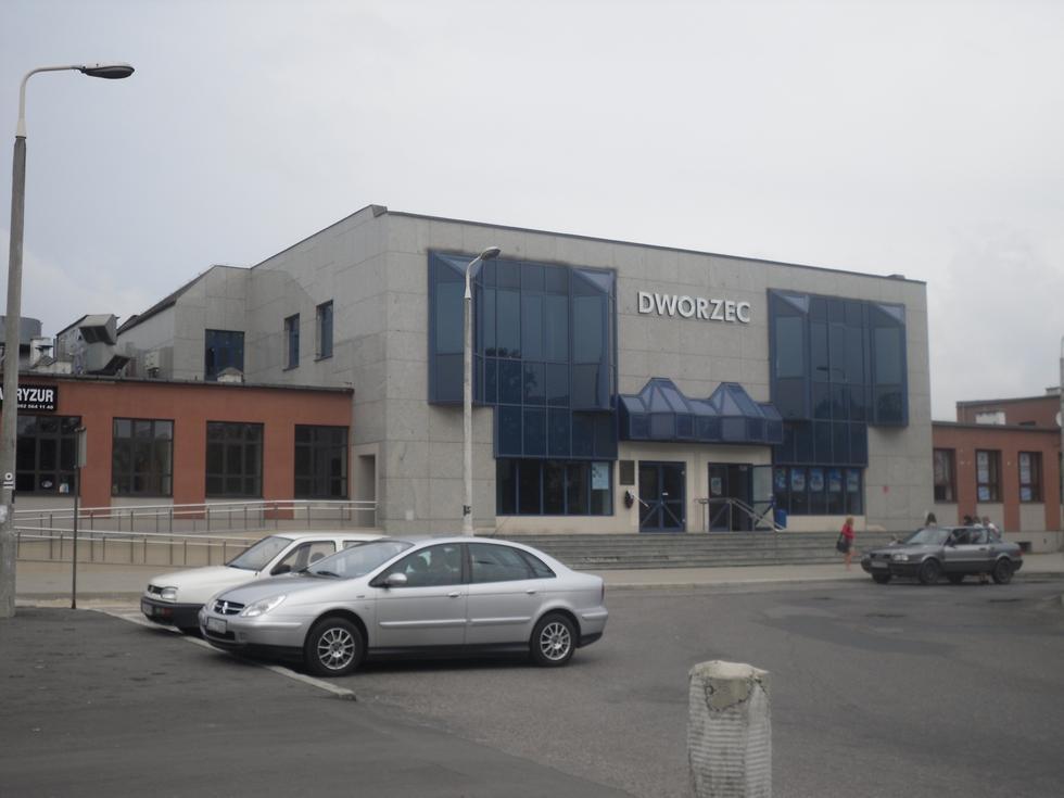 Dworzec w Chełmie odNowa
