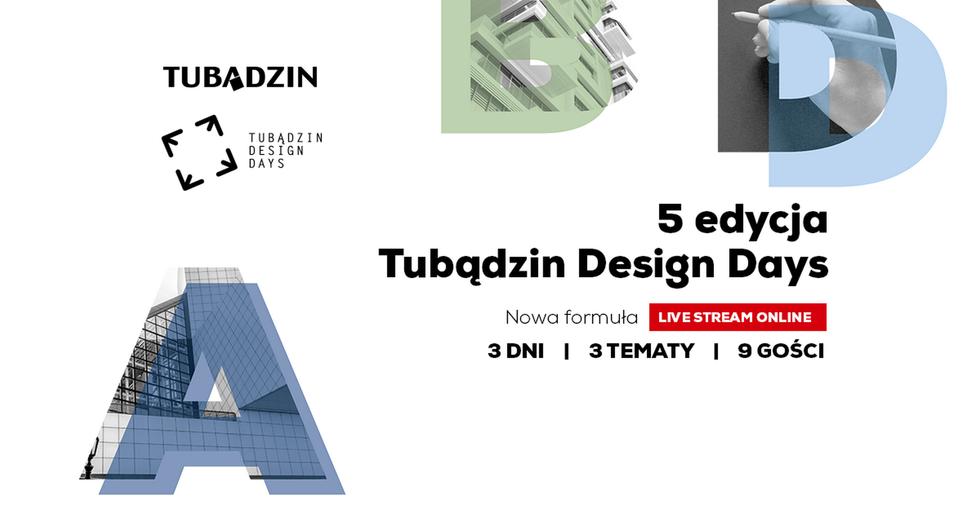 Tubądzin Design Days 2020: spotkajmy się on-line!