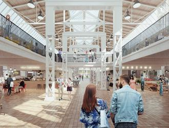 Kolejny etap projektowania nowego centrum Dąbrowy Górniczej