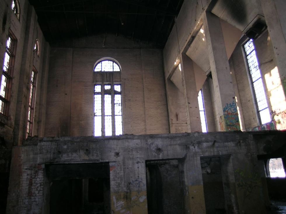 Projekt architektoniczny Muzeum Architektoniczne