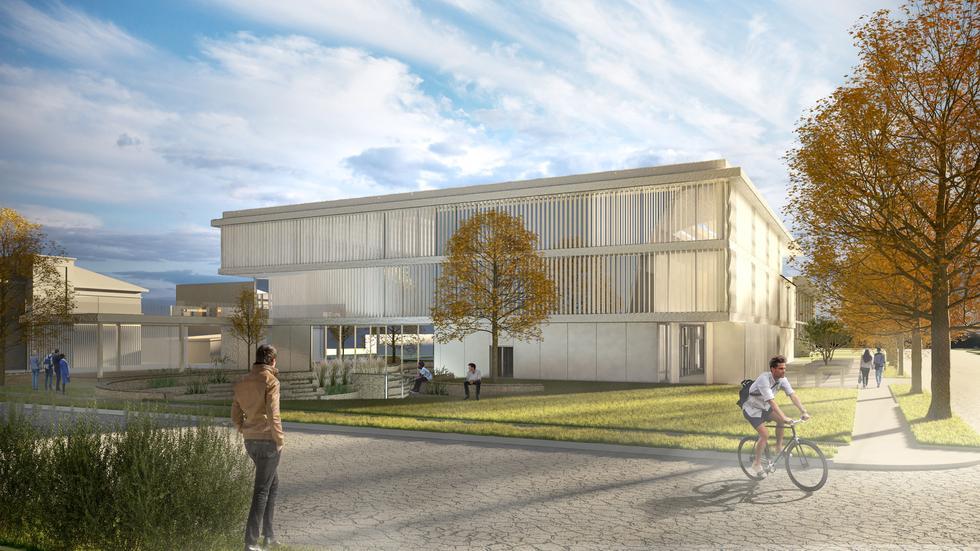 Polski projekt zwycięża w konkursie Architecture at Zero