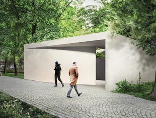 Wyniki konkursu KOŁO na projekt toalety w Łazienkach Królewskich