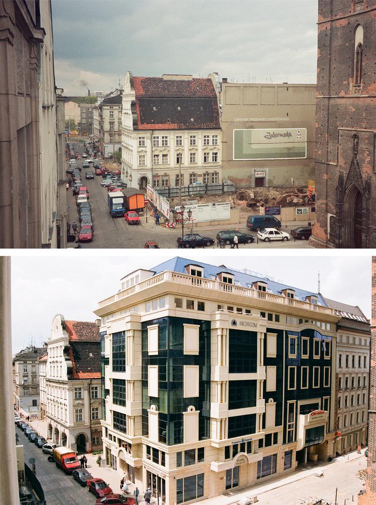 """Wystawa """"Mnie tu nie ma"""" we wrocławskim Muzeum Architektury"""