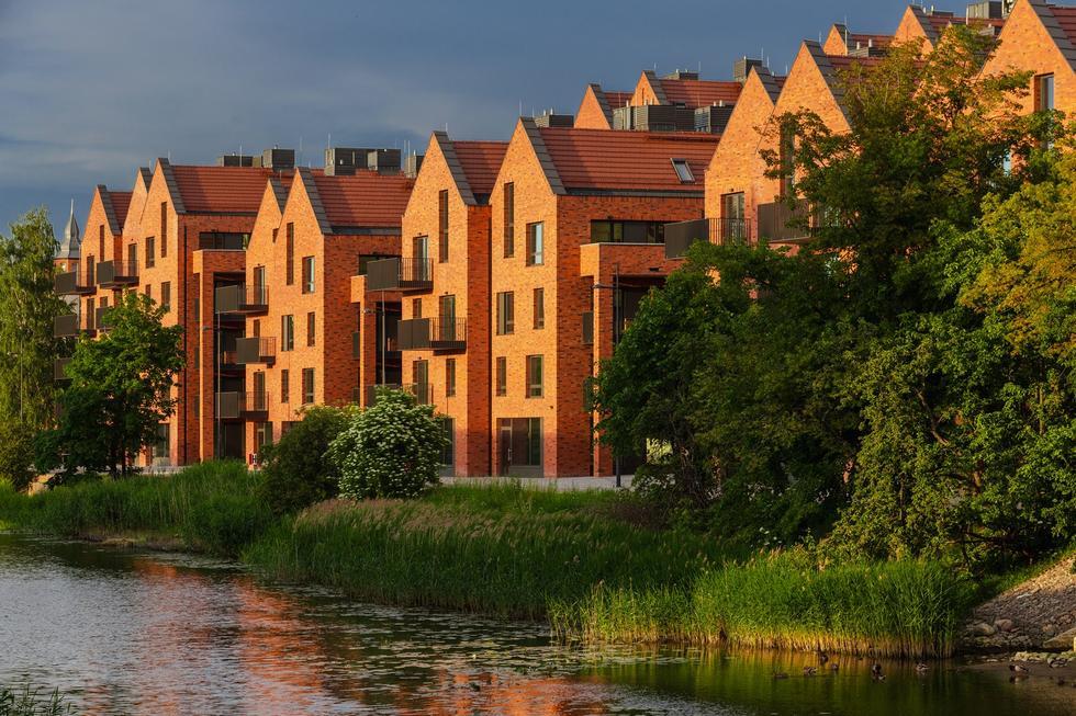Osiedle Riverview w Gdańsku