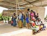 Targ w Ghanie